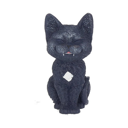 Count Kitty Cat Ornament
