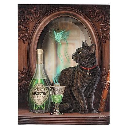 Absinthe - Lisa Parker Canvas