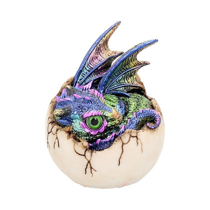 Kazon Dragon Ornament 10.5cm