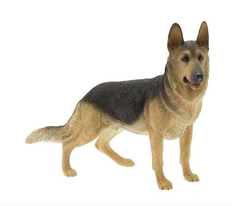 Leonardo German Shepherd Dog Ornament