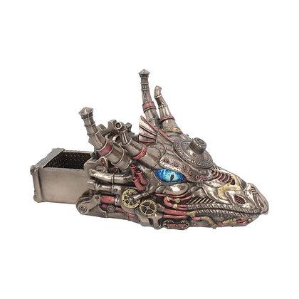 Dracus Vault Steampunk Ornament - 23.3cm
