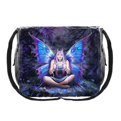Spell Weaver Messenger Bag 40cm - Anne Stokes