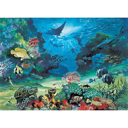 Great Barrier Reef 1000 Piece Jigsaw Puzzle