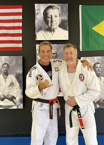 PSBJJA Fall HQ Camp 2019 -Randy & Profes