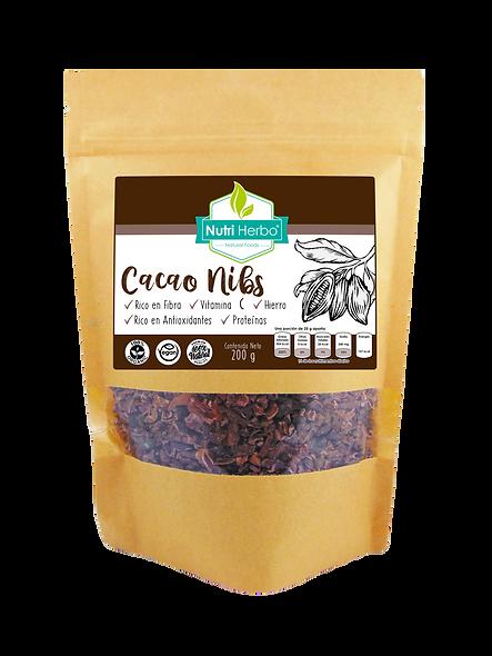 Cacao Nibs 200g