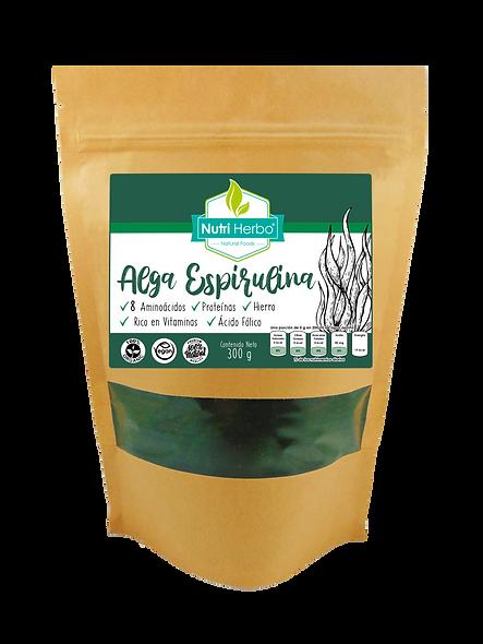 Alga Espirulina en Polvo 300g