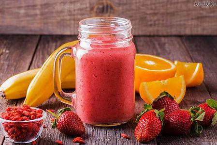 Receta de smoothie Goji Berries