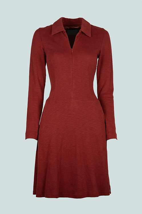 Kleid Silke - rot
