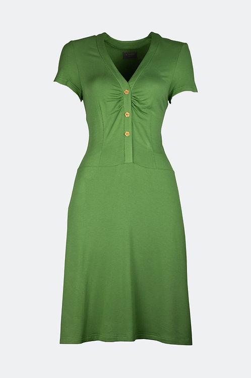 Kleid Rosie - Apfelgrün