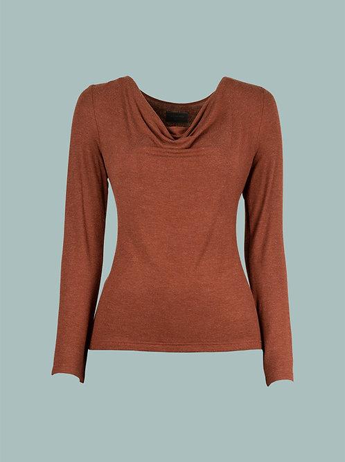 Ulrike Shirt - rost