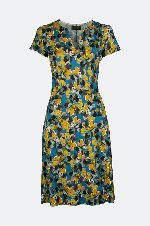 Kleid Bergit- Lotus