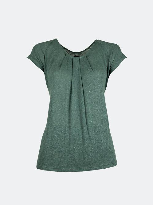 Shirt Jolie - Opalgrün