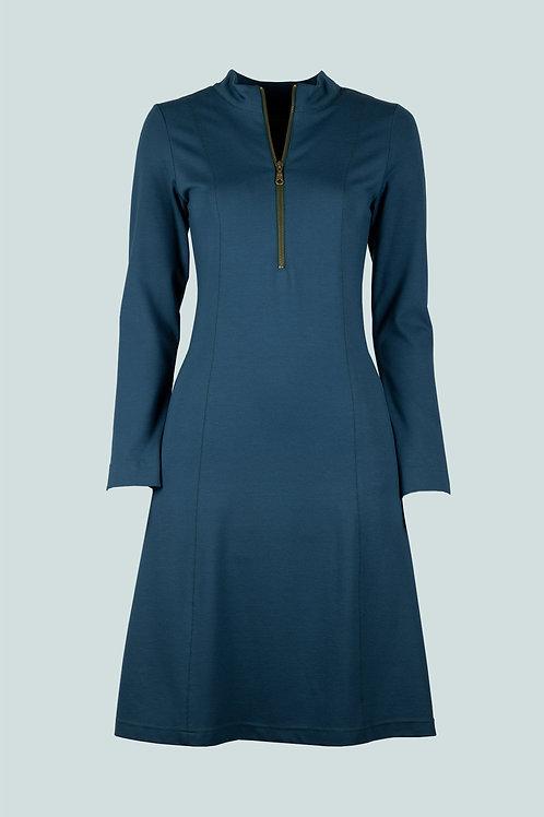 Kleid Maria - petrol
