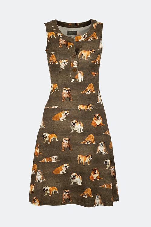 Kleid Leonie - Hund