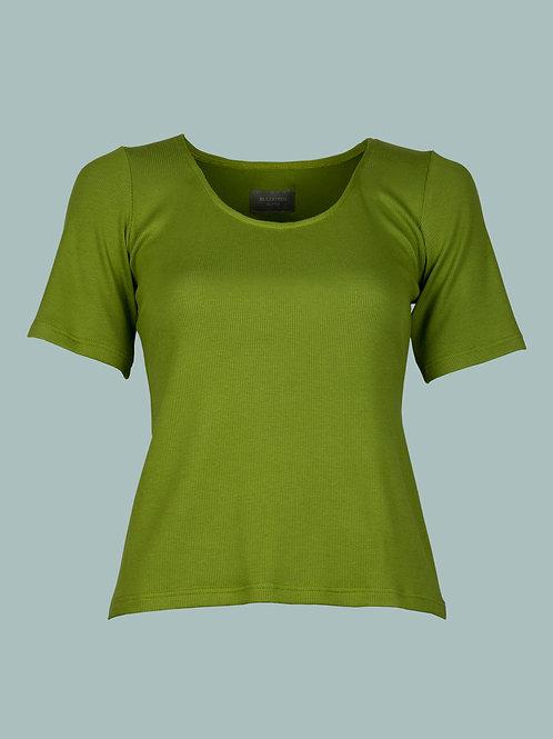Shirt Ruth - Farn grün