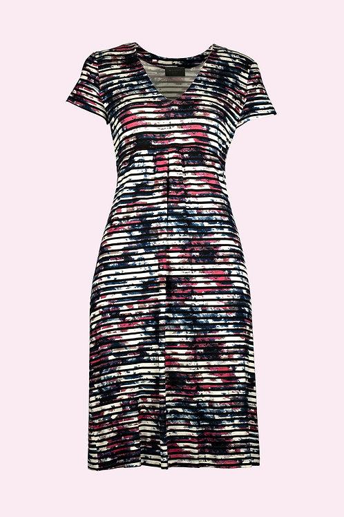 Kleid Rena - Streifen