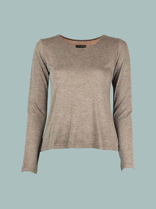 Body-Shirt - melange