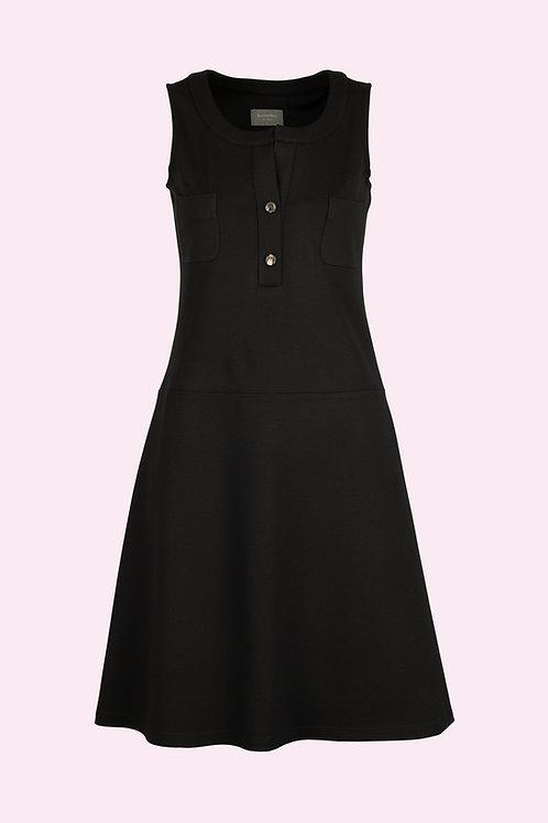 Kleid Leonie - schwarz