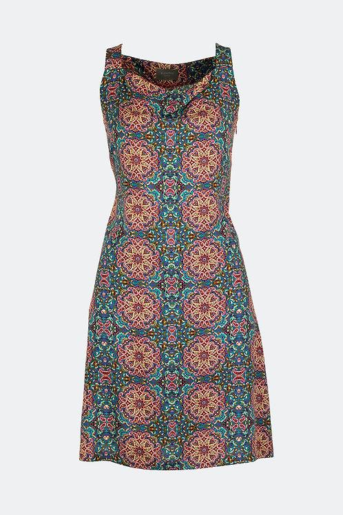 Kleid Luna - Paisley