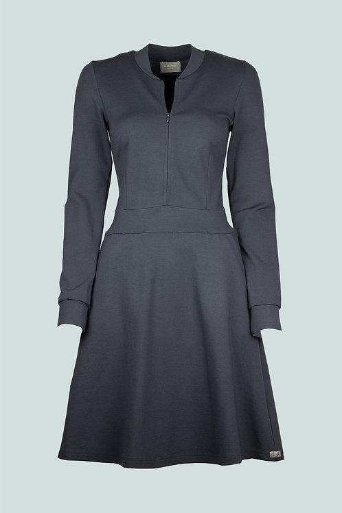 Kleid Beata - nachtblau