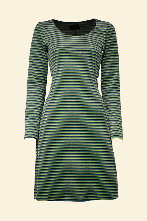 Kleid Laleh - Ringel
