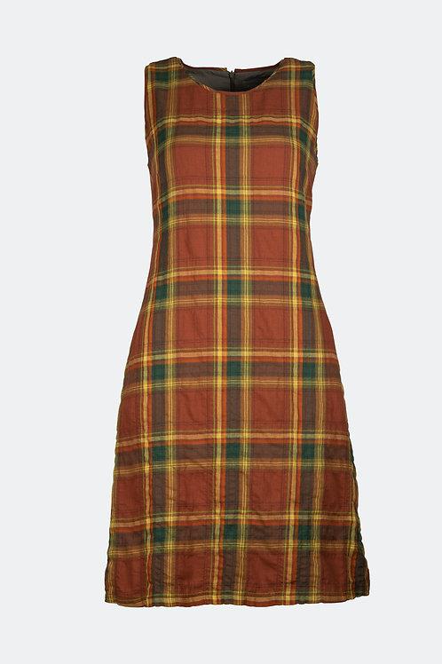 Kleid Annett - Karo rost