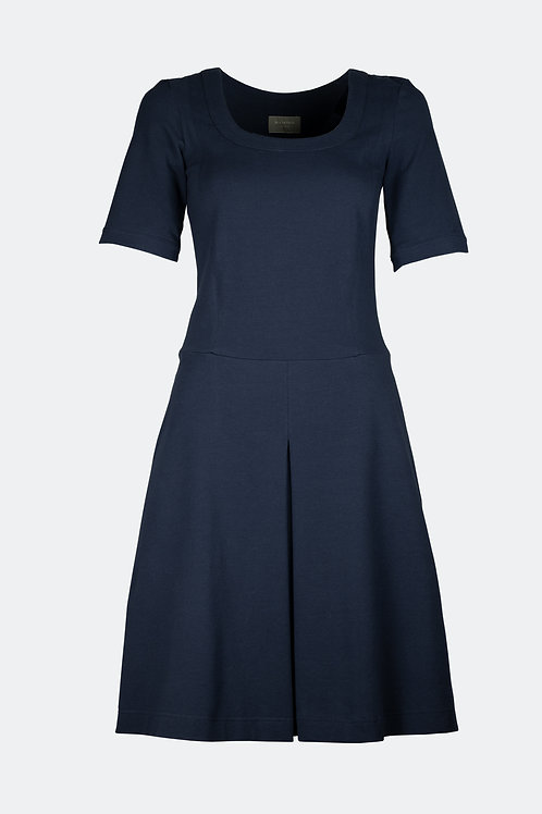 Kleid Frieda - blau