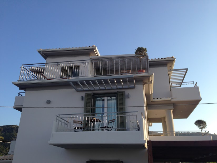 Lefkada Beach Villa