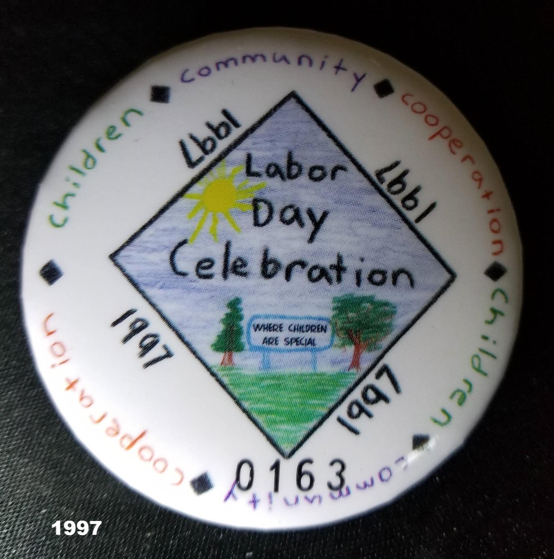 1997 Button