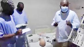 Techniques d'intubation endotrachéale