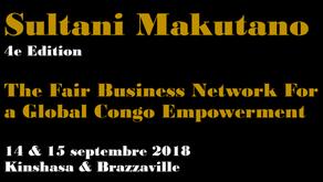 Le congrès Sultani Makutano - La remise de prix au Dr Tatete