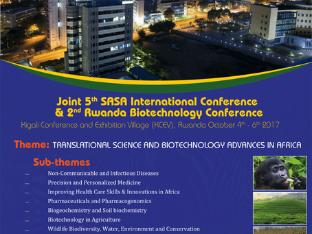 Transnational Science and Biotechnology Advances in Africa