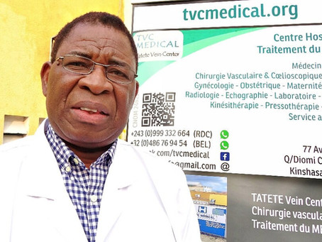 Traumatologie drépanocytaire - Dr Martin Mukisi Mukaza