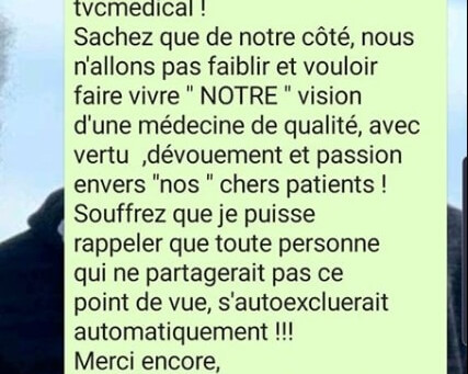 TVC Medical - Voeux 2020