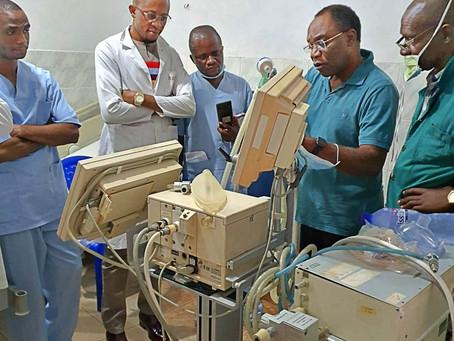Dr Paulin Tshisumbule Kashasha - Médecine d'urgence