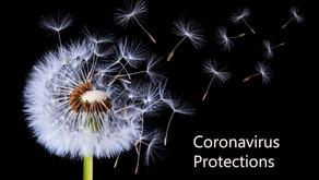 Coronavirus COVID-19, mesures de protection