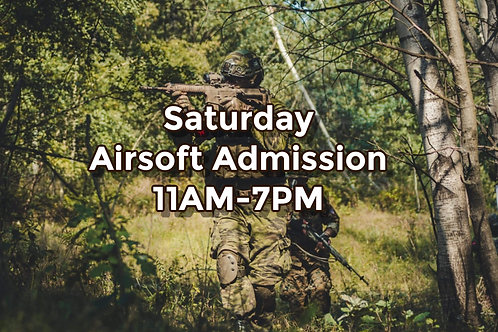 April 17th: Airsoft Admission