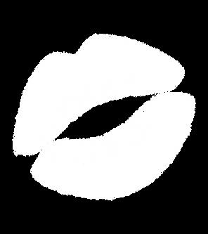 One10 Beauty submark kiss logo