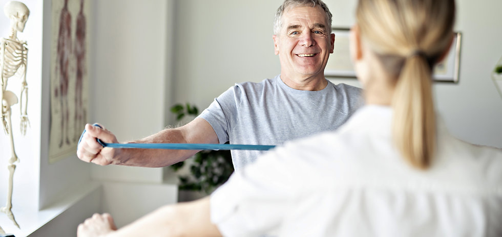 Prestige Physical Therapy patient care