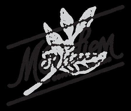 Meridiem Coffee Roasters logo mark design