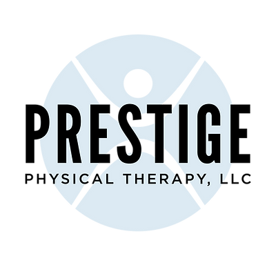Prestige Physical Therapy alternate logo mark design