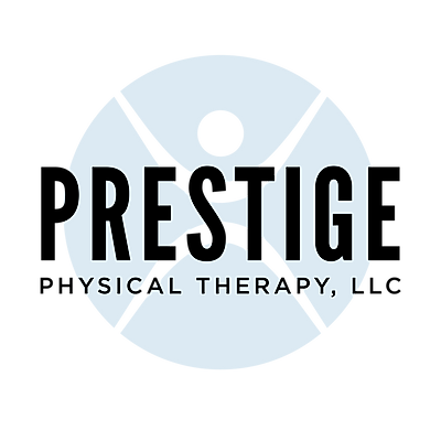 Prestige Physical Therapy alternate logo mark design
