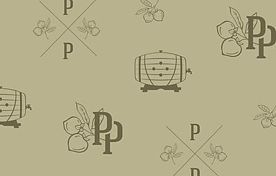 Persimmon Pub branding