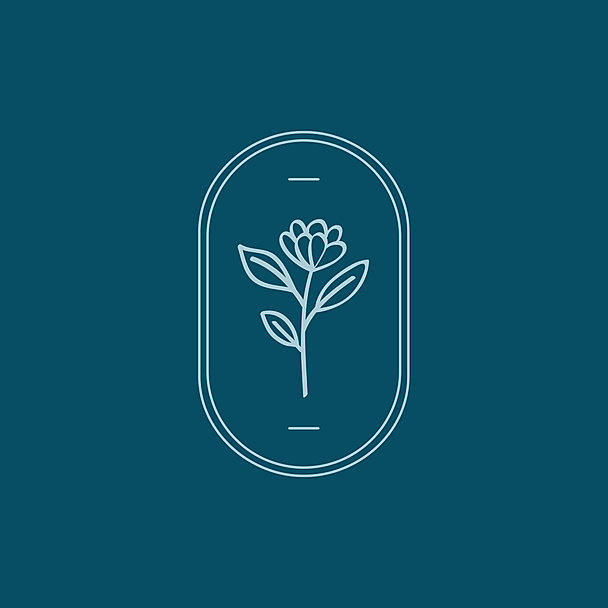 A Hopefull Word Submark logo