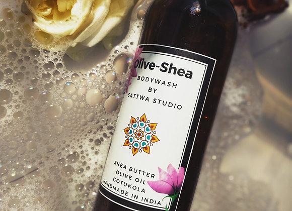 Olive Shea Body Wash