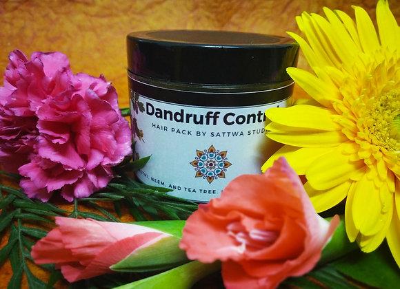 Dandruff Control Hair Mask