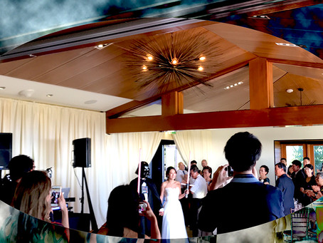 Stonebrae Country Club in Hayward - Chris and Angela's Wedding - Sound Wave Mobile DJ