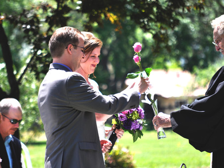 Ravenswood Historical Site - Livermore Wedding