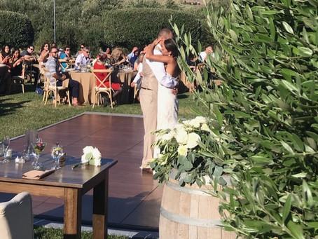 Jordyn & Danny get married at The Purple Orchid Spa & Resort - Sound Wave Mobile DJ