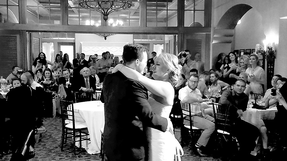 The Bridges Golf Club, San Ramon - Bride and Groom First Dance